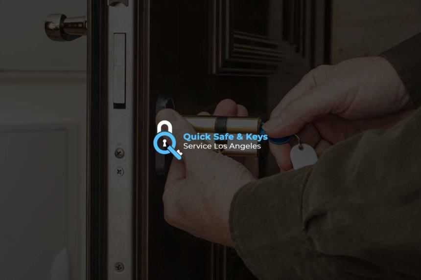 Choose Quick Safe & Keys Service Los Angeles for Car Lock & Key Services