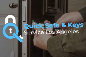 Choose Quick Locksmith for Car Lock & Key Services